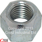 Self Locking Nuts Din980v ISO7042 All Metal Prevailing
